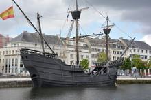 Le Bateau De Magellan Dans Le ...