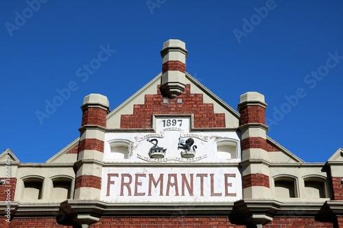 Fototapeta Fremantle Markets in Fremantle, Western Australia
