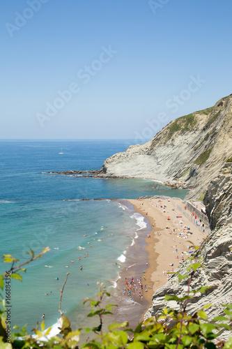 Foto  Playa en Zumaia