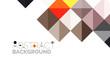 Modern geometric presentation background