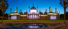 Royal Pavilion In East Sussex ...