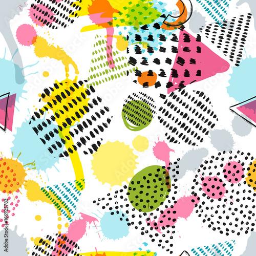abstrakcyjny-kolorowy-wzor-na-bialym-tle