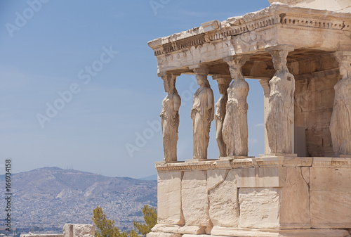 Staande foto Athene Temple of Athena Nike