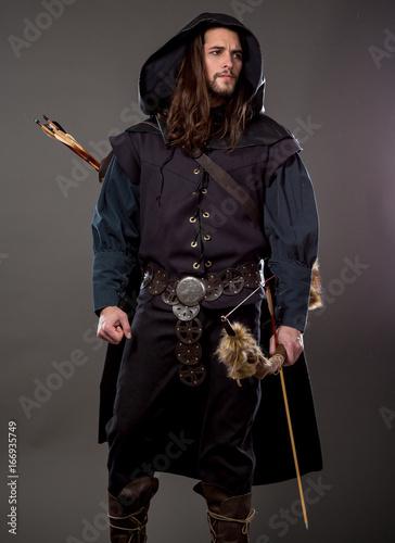 Photo  Medieval Archer