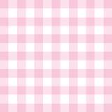 Bezszwowe tło różowe - kratkę wzór płytki lub tekstury siatki - 166957163