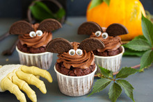 Chocolate Muffins, With A Choc...