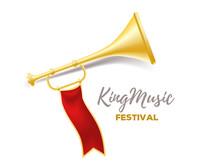 Announcement Of A Music Festiv...