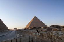 Giza, Cairo, Egypt - December ...