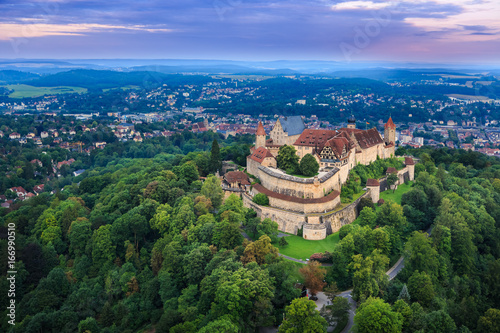 Foto  The Veste Coburg fortress
