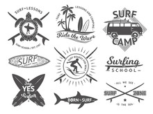 Vector Elements For Labels Or ...