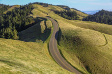 Mount Tamalpais, Marin County,...