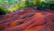Seven Colored Earths In Maurit...