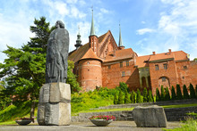FROMBORK, POLAND. Monument To ...
