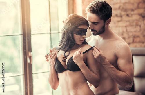 Couple Having