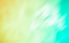 Soft Green And Blue Two Tone Abstract Background
