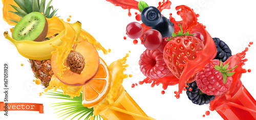 Foto  Fruit burst