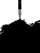Fountain Pen Ink Design Creati...