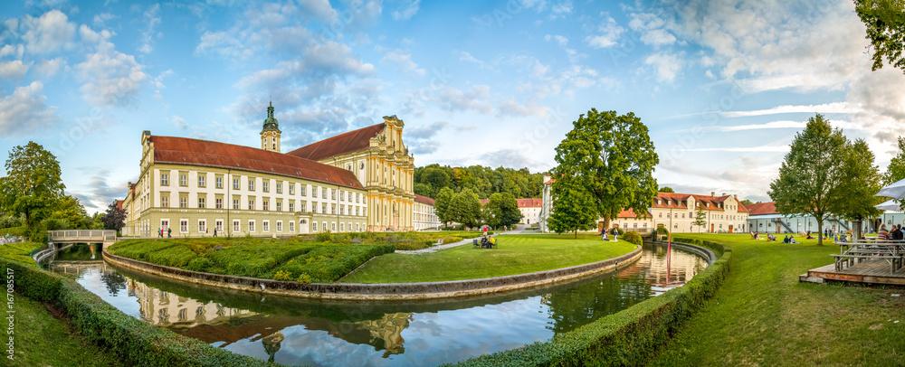 Fototapety, obrazy: Kloster Fürstenfeld, Fürstenfeldbruck