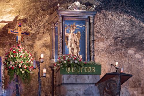 Fotografie, Obraz  Chiesa di San Michele Arcangelo Puglia