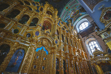 Interior Of The Cathedral Of T...