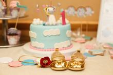 Amazing Cake For Baby's Birthd...