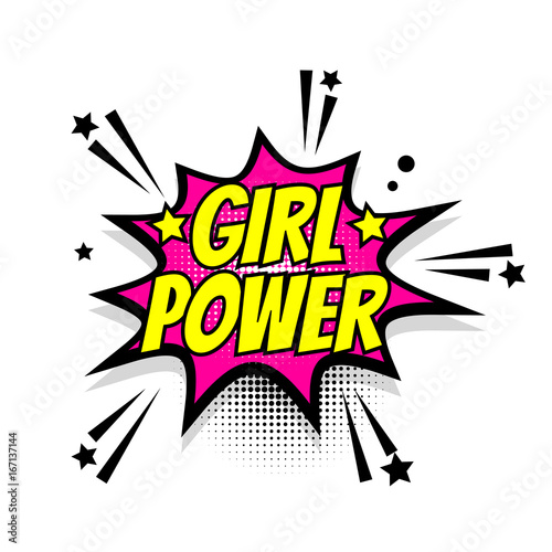 girl power speech