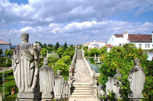 Castelo Branco garden, Beira Baixa region, Portugal Wallpaper Mural