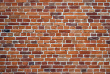 Background Texture Of A Brick