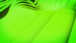 Leinwanddruck Bild - Abstract wave stripes background