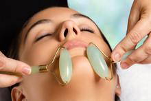 Facial Beauty Treatment With J...