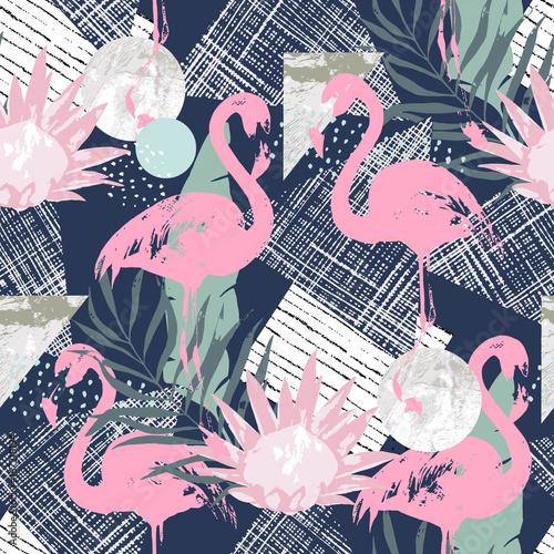 streszczenie-wydruku-z-elementami-flamingo-i-losowymi-szwu-w-stylu-retro-ilustracja-wektorowa-trop