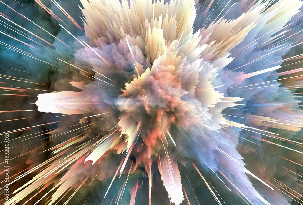 Fototapety, obrazy: Supernova