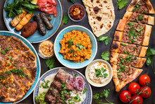 Traditional Turkish Dishes