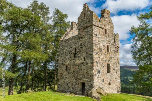 Tableau sur Toile Knock Castle Exterior
