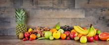 Healty Organic Mix Of Fruits C...