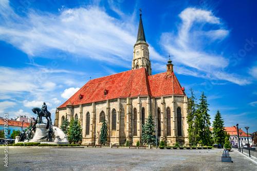 Fototapeta  Cluj in Transylvania, Romania