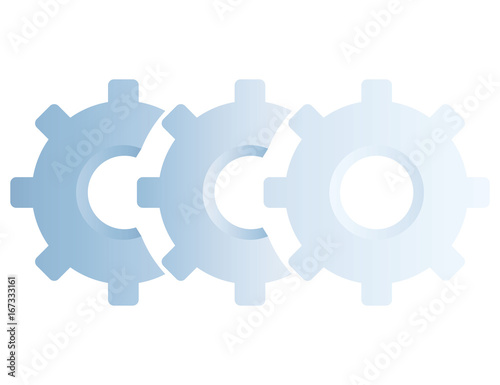 500_F_167333161_Kto8TOoFm1McS1ajmelYtInptuMp4uaE gear process diagram template on white background buy this stock