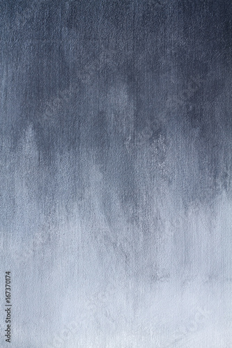 Ręcznie malowane ombre drewna ziarna tekstury tła w odcieniach szarości