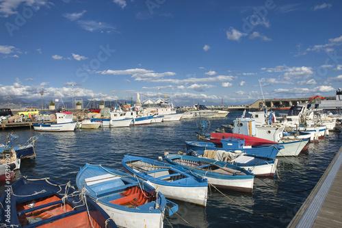 Garden Poster Cyprus Amalfi Coast; Cetara, a fishermen village near Vietri.