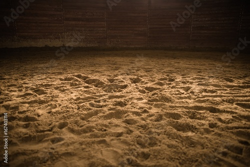 Photo Sandy Horse Riding Arena