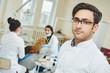 asian dentist doctor