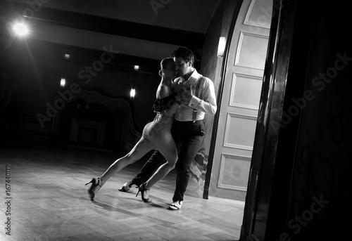 Carta da parati Argentinian Tango Dance