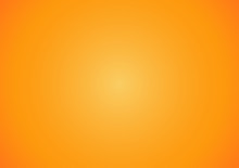 Abstract Yellow And Orange Gradient Design Background, Halloween Theme Concept. Vector Illustration