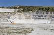 Quarry, heavy duty machinery