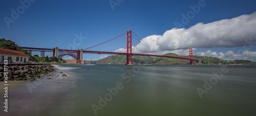 Fotografie, Obraz  Storm Clouds Over Marin
