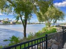 Beautiful View Riverfront Of Peoria Illinois