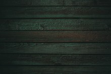Dark Green Wood Texture