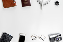 Business Traveler Objects On W...