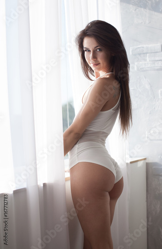 sexy naked female ass