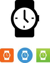 Watch Icon - Illustration